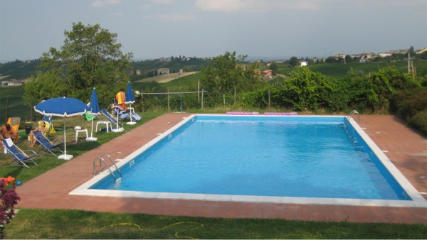 Farm Holiday with swimming pool