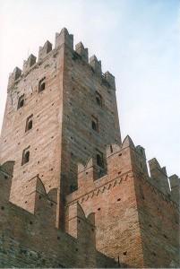 The Rocca of Castell'Arquato