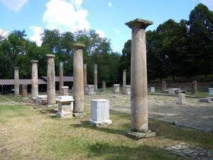 Veleia Romana archeological site
