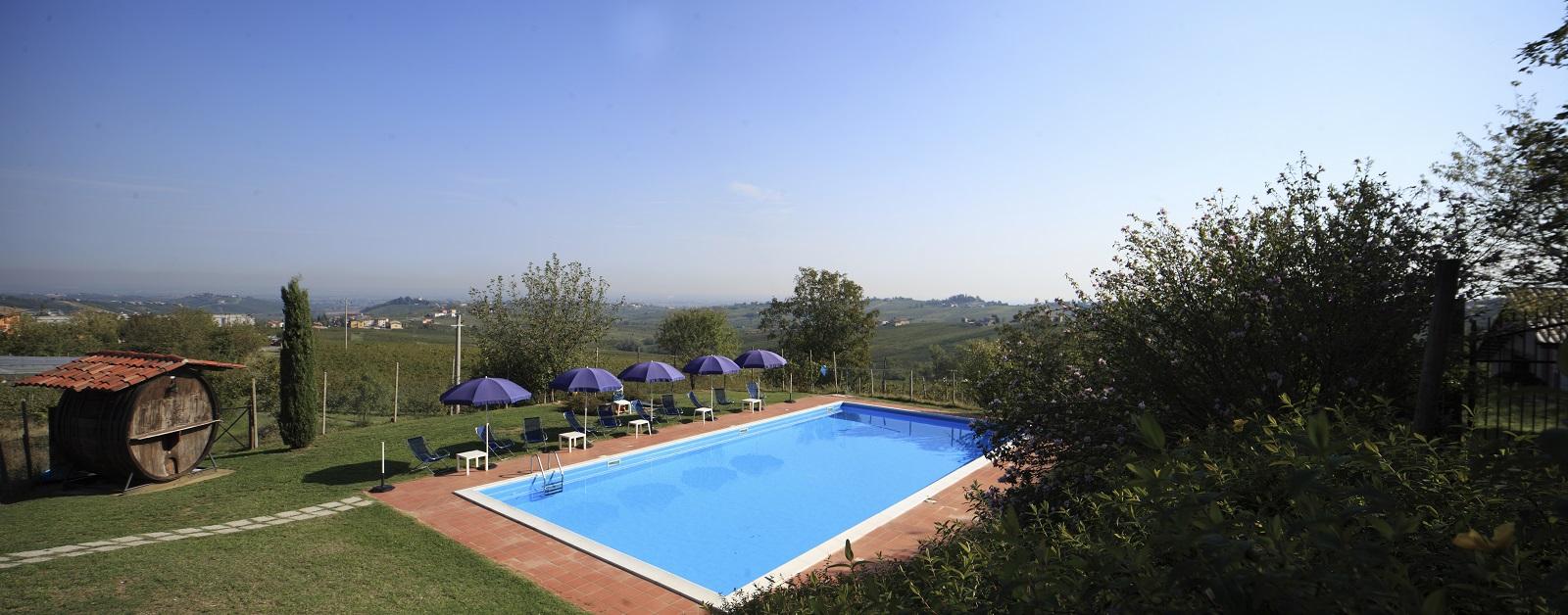 Agriturismo con piscina sulle colline di piacenza - Agriturismo piscina lombardia ...